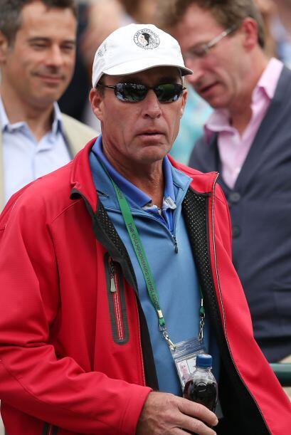 Ivan Lendl, leyenda del tenis y entrenador de Murray.
