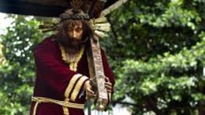 """Jorge Urosa, cardenal de Venezuela, subrayó que Jesucristo """"no es un líd..."""
