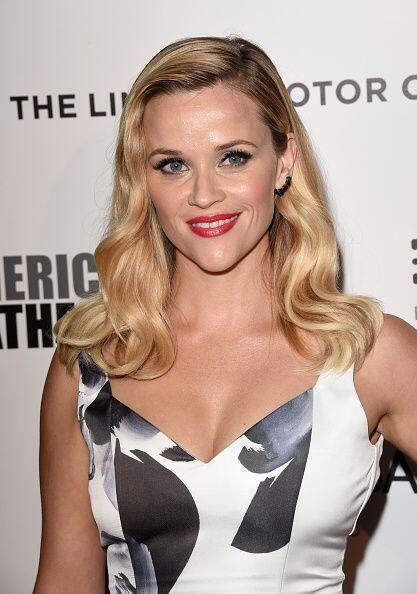 Reese Witherspoon la acompaña en la categoría. ¡Nuev...