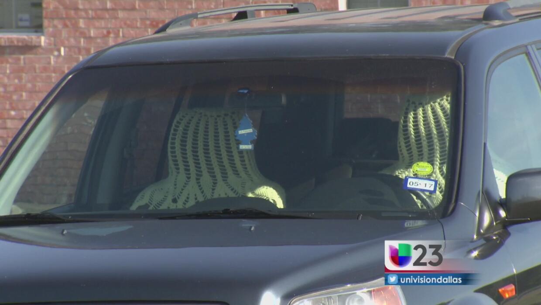 Muere otro niño en Dallas dentro de un auto