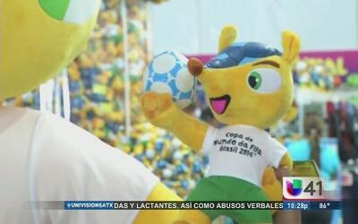 Copacabana recibe la intensidad del Mundial