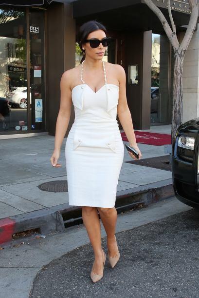 Claro, nadie quiere pasar por la fulminante venganza de las Kardashian s...