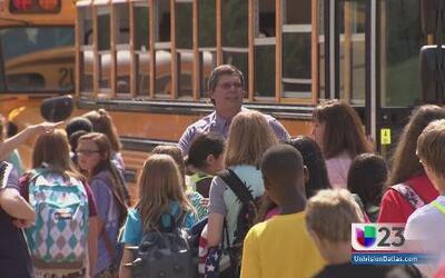 Evacuaron escuela en McKinney