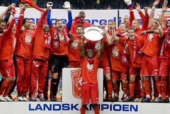 Contra muchos pronósticos, Twente se ganó su lugar en la Champions despu...