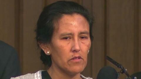 Madre mexicana lucha por no ser deportada