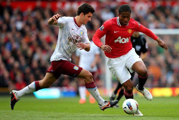 Pero el mejor juego del United le podía servir para aumentar m&aa...