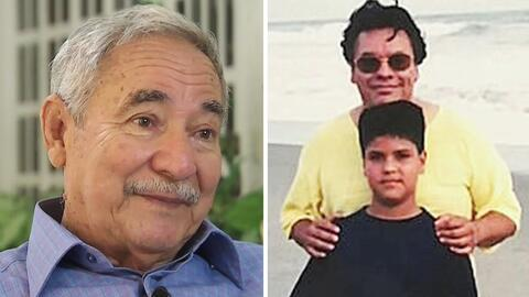 El hermano de Juan Gabriel fue excluido de la familia y reacciona en tor...
