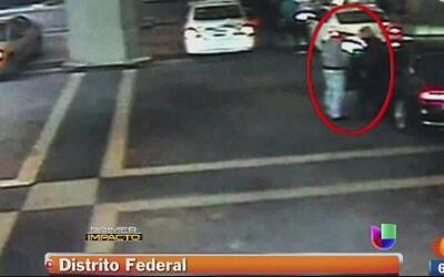 Impactantes imágenes de un asalto a un lujoso hotel en la ciudad de México