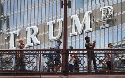 La torre Trump de Chicago
