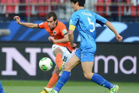 Sin duda, el mejor jugador del juego fue el argentino César Delgado, qui...