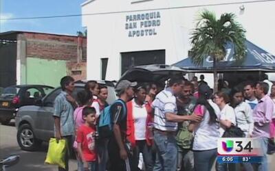 Venezolanos en GA rechazan deportaciones