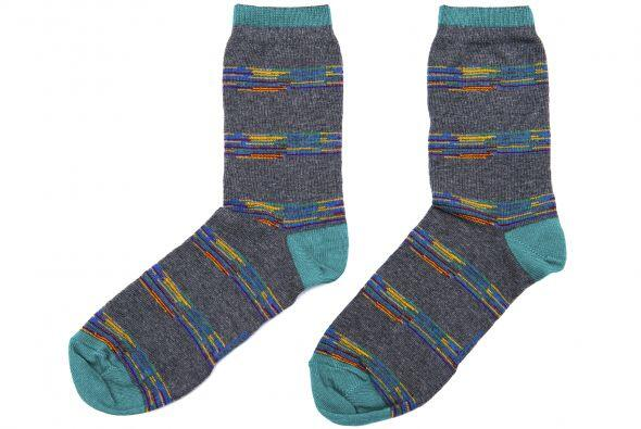 Doble par de calcetas. En los días muy fríos, abriga bien a tus niños po...