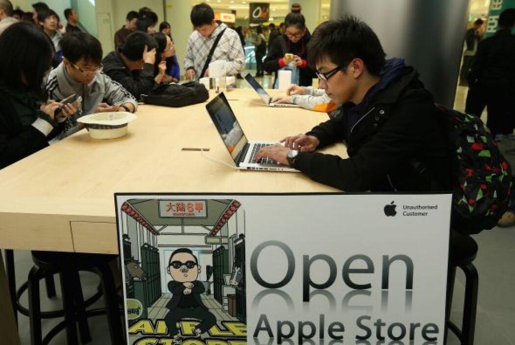 Ésta es además es la sexta en territorio chino y la tercera que la firma...