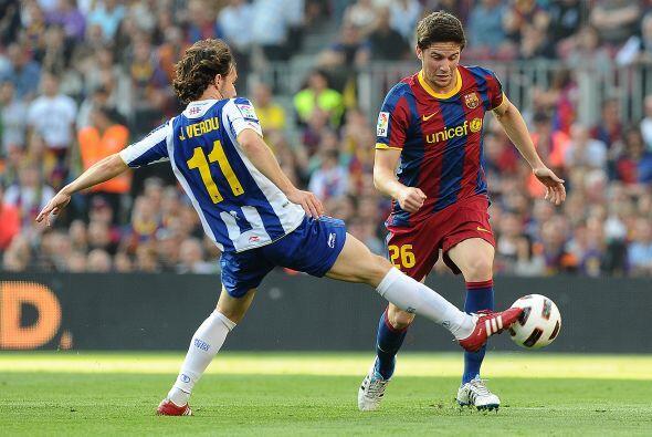 Pero el Espanyol no fue tan buen rival como se tenía pensado.