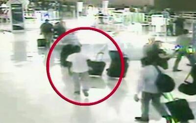 Hombre burla los controles de seguridad del aeropuerto de Dallas