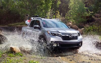 Honda Ridgeline 2017 - Prueba A Bordo [Resumen]