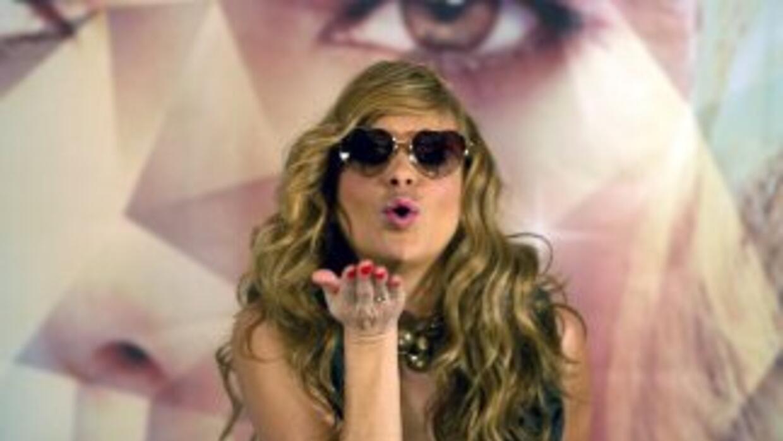 La actriz Susana Dosamantes negó que su hija, la cantante Paulina Rubio,...