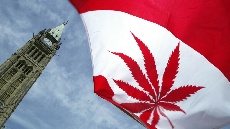 Canadá busca legalizar la marihuana recreativa en julio de 2018