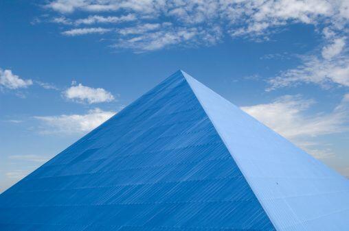 La pirámide así creada, con tus propias manos, te ayudar&a...