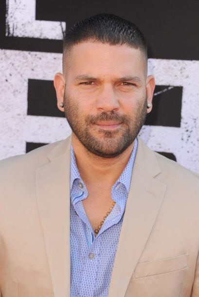 """Guillermo Díaz El actor latino actualmente sale en el exitoso show """"Scan..."""