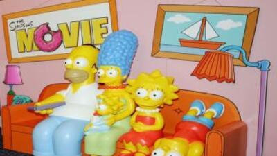 La casa de los Simpsons, cuya dueña es Barbara Howard, se ha puesto a la...