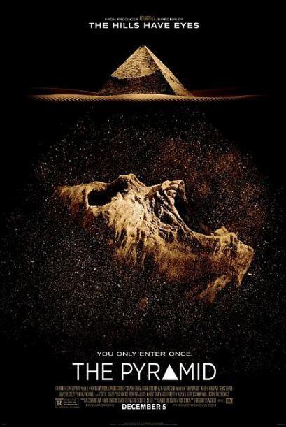 The Pyramid es de los mismos productores de The Hills Have Eyes y se est...
