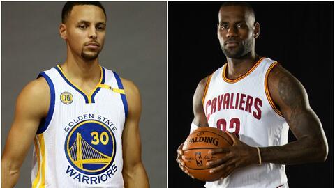LeBron James y Stephen Curry apoyan a  Kaepernick