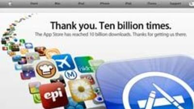 Apple 10 mil millones