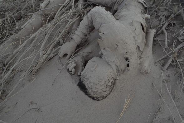 Los cadáveres fueron hallados cerca de la aldea Suka Meriah.