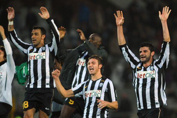 La Juventus ganó por 3-1 y ya es cuarta de la tabla general, a un...