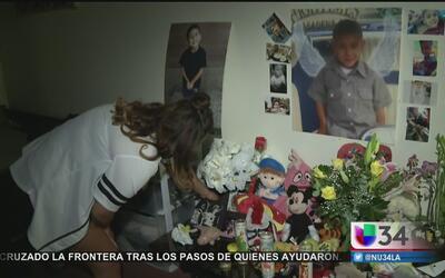 Buscan al pistolero que causó la muerte de un niño de cuatro años en Alt...