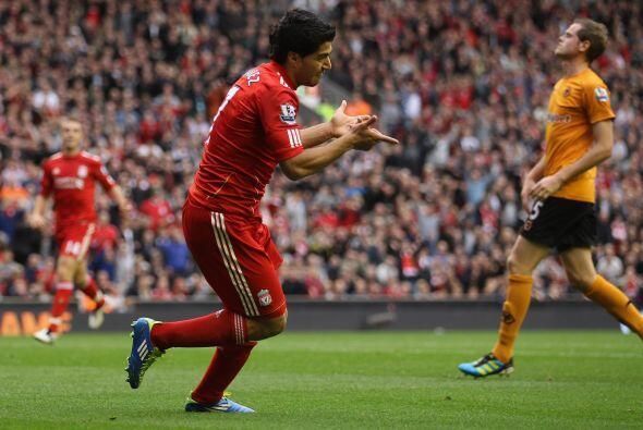 Una vez más, Luis Suárez anotó.