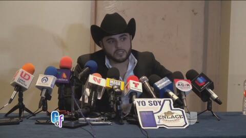 Gerardo Ortíz tuvo que disculparse con medio mundo por su video musical...