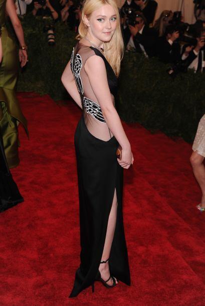 Dakota Fanning es una de las jóvenes actrices del momento quien,...