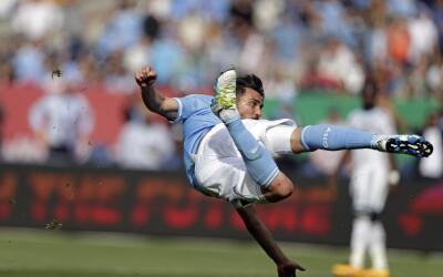 Golazo de David Villa en la victoria por 3-2 de NYCFC ante Vancouver