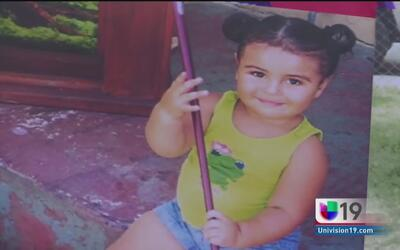 Vigilia en memoria de niña asesinada por una bala perdida