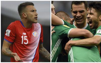 Problemas para el Tri: Costa Rica se quejó por falta de respeto a su ban...