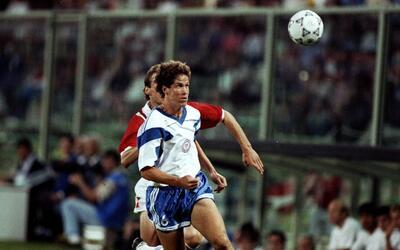 Ramón Díaz dio a conocer convocados de Paraguay para Copa Centenario 199...