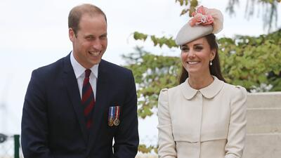 Los Duques de Cambridge esperan a su segundo bebé