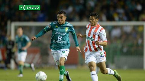 León vs. Necaxa en vivo A2016