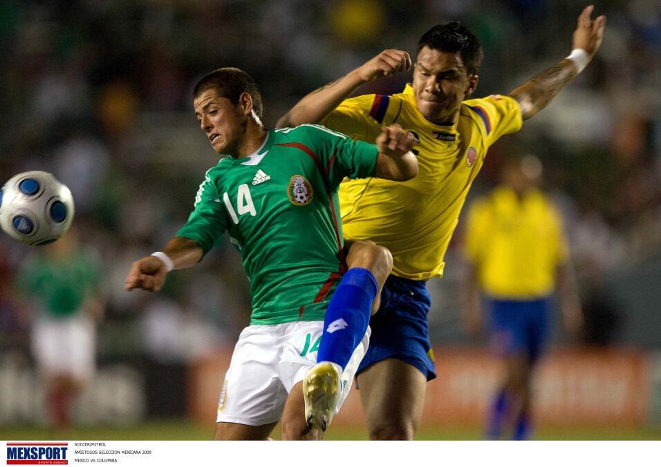 """Osorio respalda al Chicharito: """"Es injustamente criticado"""" 20090930_6416..."""