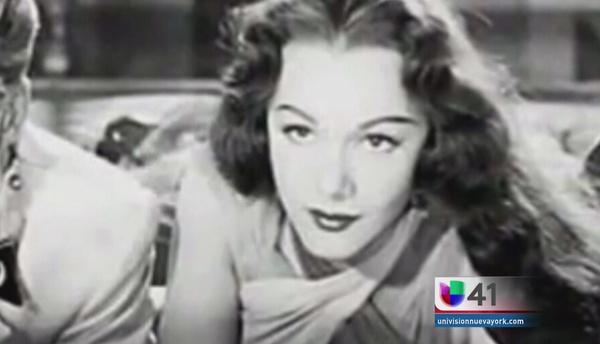 Película sobre la vida de la primera actriz dominicana en llegar a Holly...