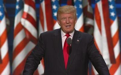 Trump-Pence: Los nominados oficiales del Partido Republicano