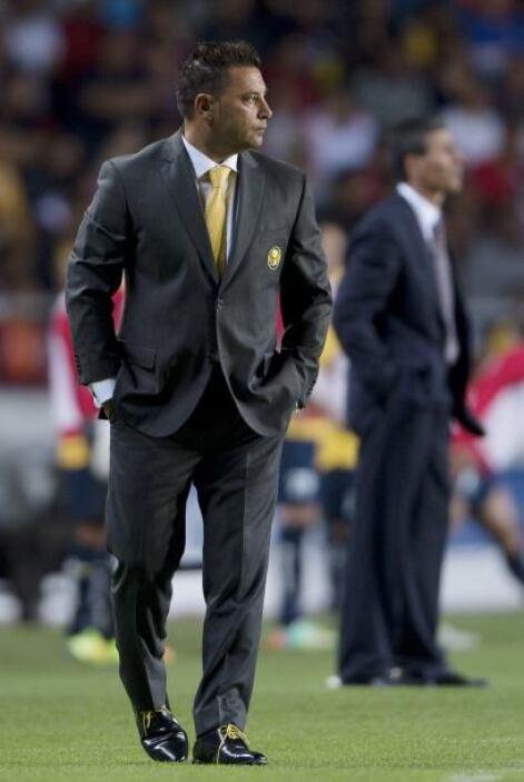 Con Antonio Mohamed, América perdió en la fecha dos ante Xolos de Tijuan...