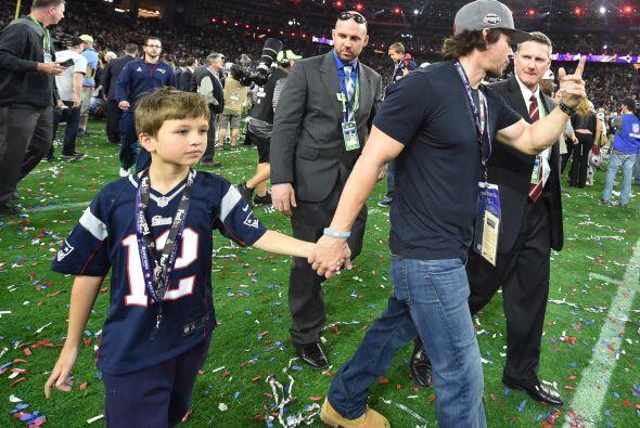 Famosos en el Super Bowl