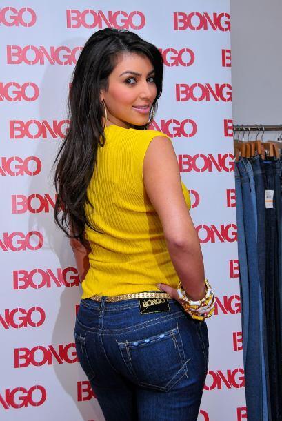Mira como lucía en estos jeans. Más videos de Chismes aquí.