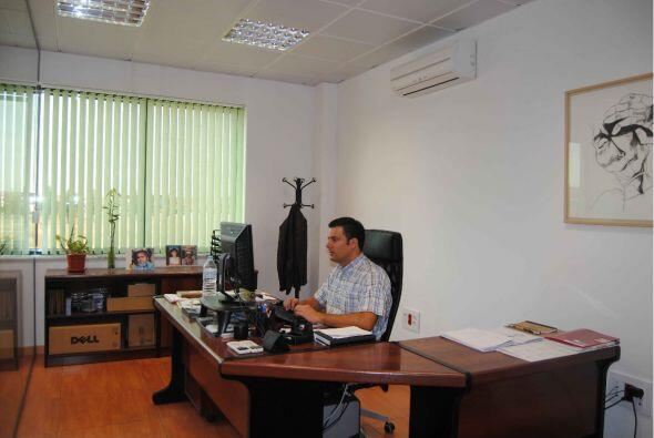 Guido Jorge es hoy director gerente de Global PC Desarrollos Informático...