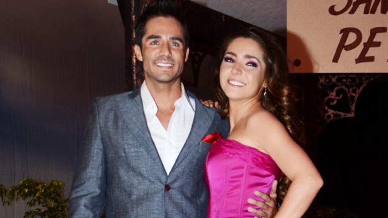 José Ron y Ariadne Díaz trabajarán juntos en la obra Perfume de Gardenia.