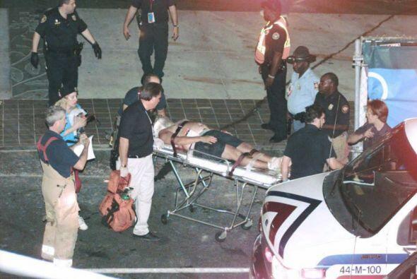 Durante este atentado hubo cientos de heridos.