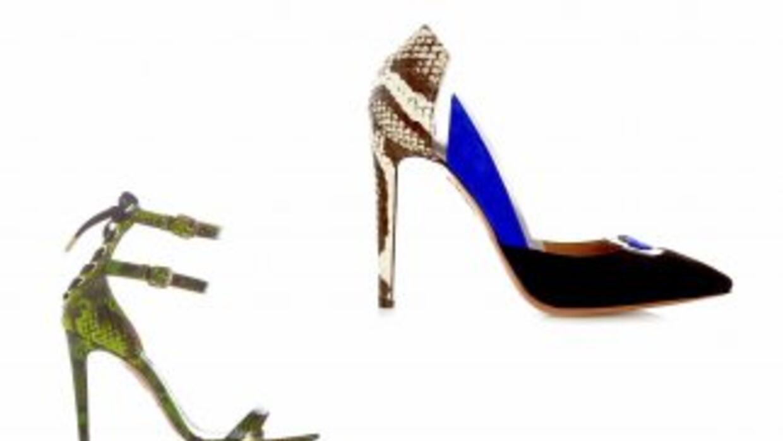 Edgardo Osorio lanzó en 2011 su propia marca de calzado de lujo, Aquazzu...